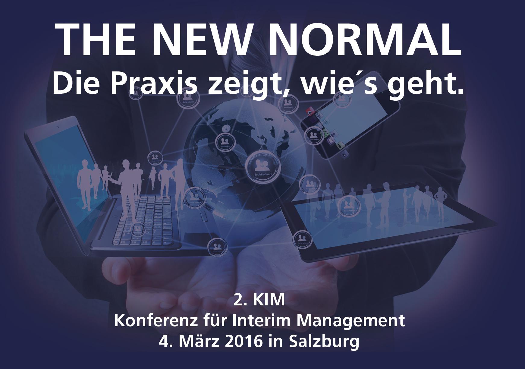2. KIM - Konferenz für Interim Management - klein